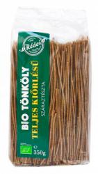 Bio tönköly teljes kiőrlésű spagetti (350 g)