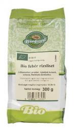 bio fehér rizsliszt