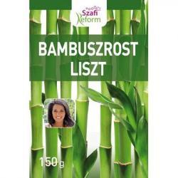 fitt bambuszrost liszt, 150g