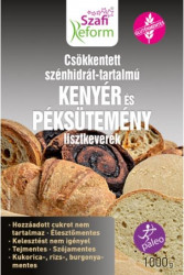 reform kenyér-péksütemény lisztkeverék, 1kg