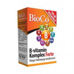 b-vitamin komplex forte tabletta