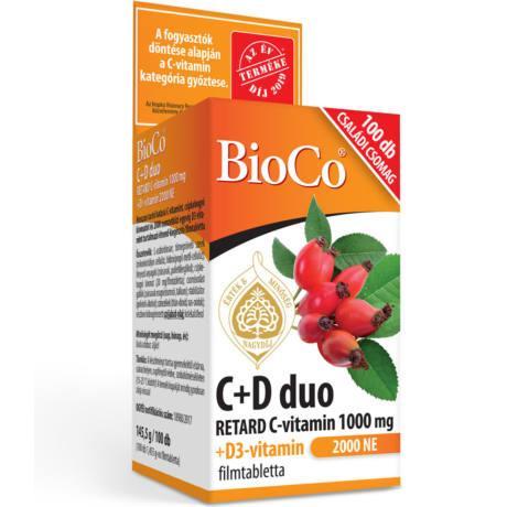 c+d duo tabletta (2000iu)
