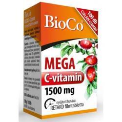 mega c-vitamin 1500 mg filmtabletta