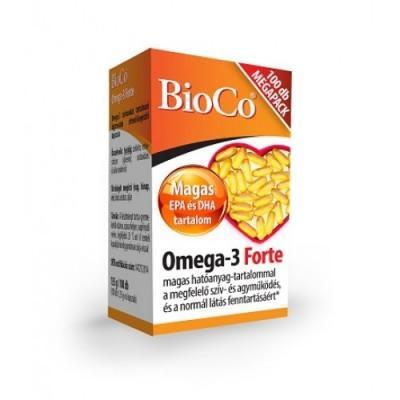 omega-3 kapszula forte