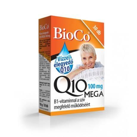 Q10 mega kapszula