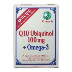 Q10 ubiquinol kapszula