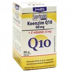 koenzim Q10+e-vitamin kapszula