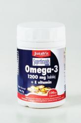omega-3+e vitamin kapszula