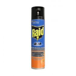 Rovarírtó légy- és szúnyogirtó Raid 400 ml spray narancsvirág