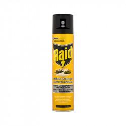 Rovarírtó darázs és lódarázs Raid beltéri 300 ml spray