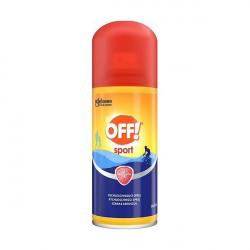 Rovarriasztó Off! sport szúnyog- kullancsriasztó 100 ml spray