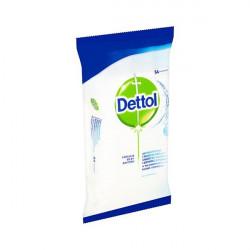 Fertőtlenítő antibakteriális törlőkendő Dettol 84db-os