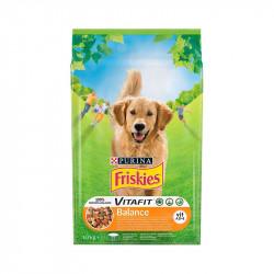 állateledel száraz Friskies vitafit balance kutyáknak csirkehússal és zöldségekkel 10kg