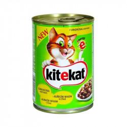 állateledel konzerv macskáknak csirkehússal 800g