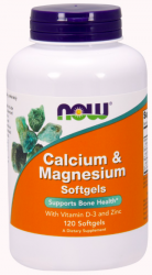 kalcium-magnézium kapszula