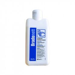 Kézfertőtlenítő folyékony szappan Bradonett 500ml