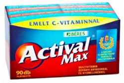 Actival Max multivitamin