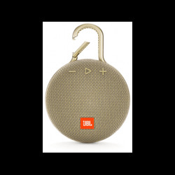 CLIP3 BÉZS Bluetooth hangszóró