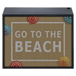 BT STYLE 1000 GO TO THE BEACH Bluetooth hangszóró