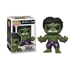 Games: Marvel Avengers Gameverse Hulk figura (Bosszúállók)