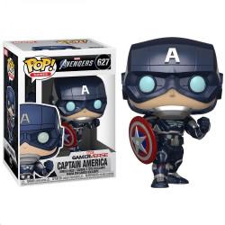 Games: Marvel Avengers Gameverse Amerika Kapitány (Bosszúállók)