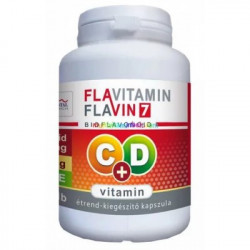 Flavitamin C+D vitamin, 100db