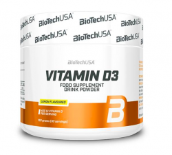 (1762) Vitamin D3, citrom, 150g