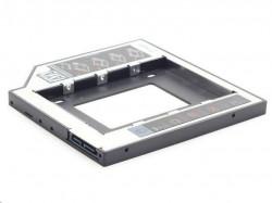 HDD beépítő keret laptophoz 9,5mm